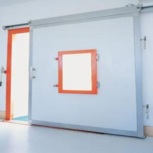 保温材料及冷库门
